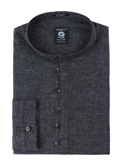 Ανδρικό Blouson Manetti casual dark grey