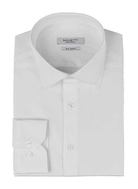 Ανδρικό Πουκάμισο Manetti formal white