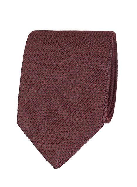 Ανδρική Γραβάτα Manetti formal red-black