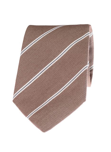 Ανδρική Γραβάτα Manetti formal beige
