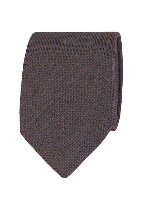 Ανδρική Γραβάτα Manetti formal indigo-black
