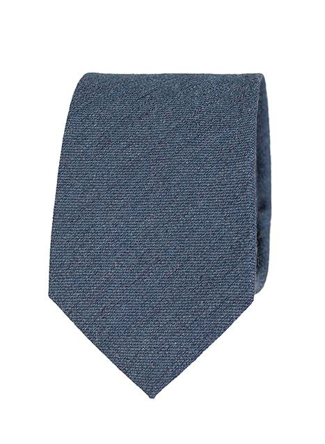 Ανδρική Γραβάτα Manetti formal blue