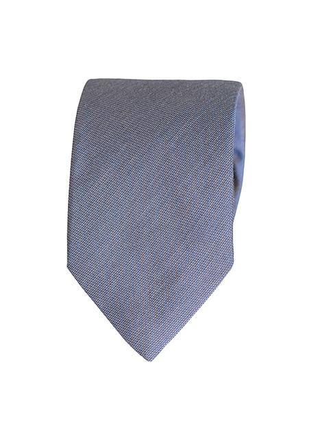 Ανδρική Γραβάτα Manetti formal indigo-beige