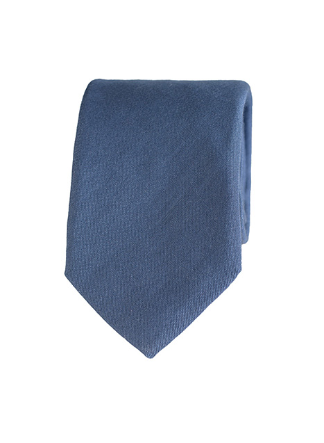 Ανδρική Γραβάτα Manetti formal indigo