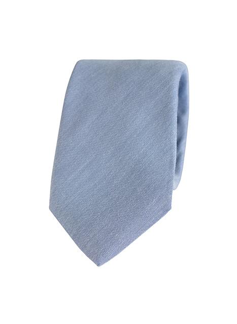 Ανδρική Γραβάτα Manetti formal light blue