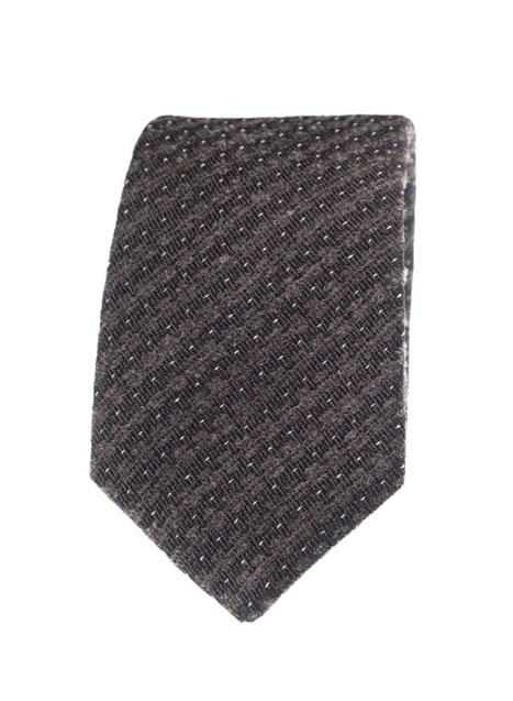 Ανδρική Γραβάτα Manetti accessories beige