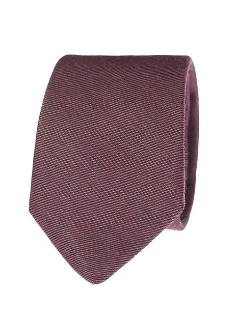 Ανδρική Γραβάτα Manetti formal purple black