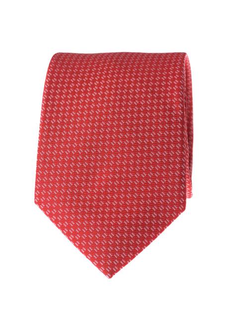 Ανδρική Γραβάτα Manetti accessories red