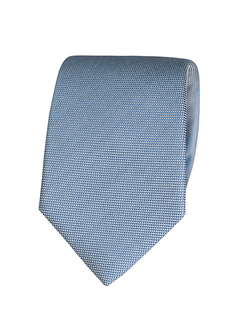 Ανδρική Γραβάτα Manetti formal blue grey