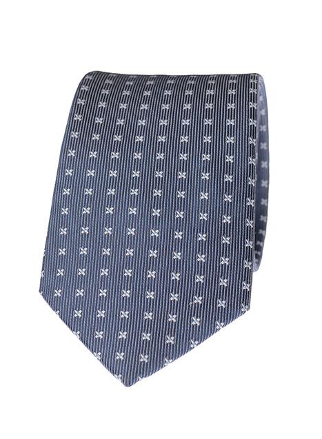 Ανδρική Γραβάτα Manetti formal light-blue
