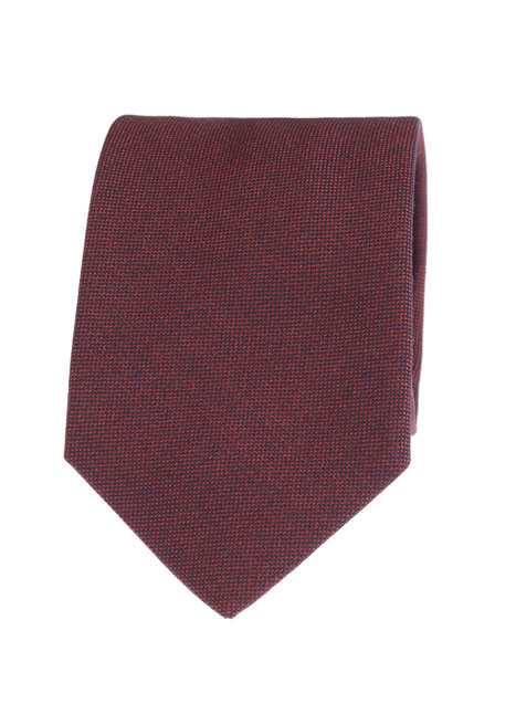 Ανδρική Γραβάτα Manetti accessories wine red