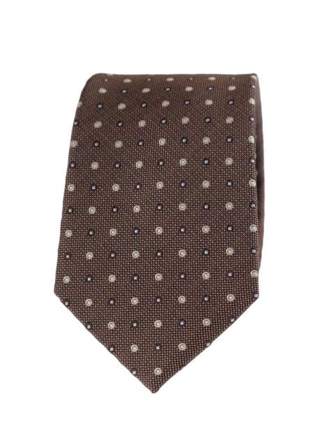 Ανδρική Γραβάτα Manetti accessories brown