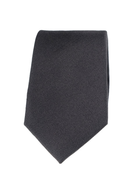 Ανδρική Γραβάτα Manetti accessories dark grey