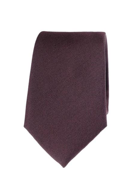Ανδρική Γραβάτα Manetti accessories bordo