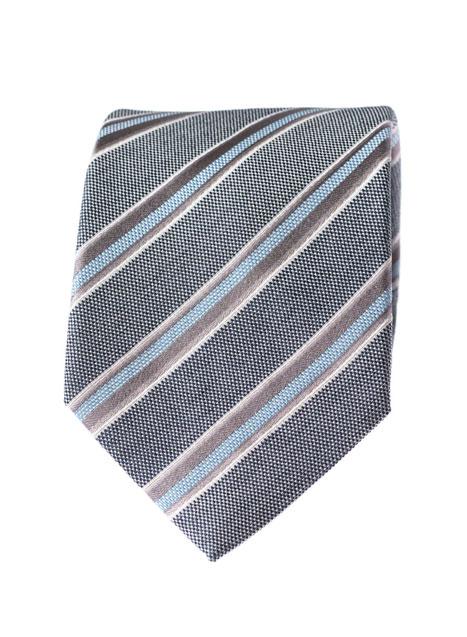 Ανδρική Γραβάτα Manetti accessories blue-grey