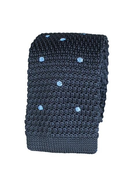Ανδρική Γραβάτα Manetti formal blue electric