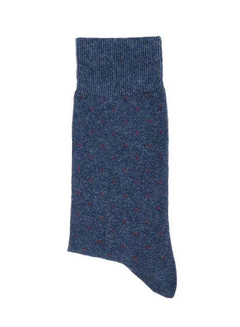 Ανδρική Κάλτσα Manetti casual indigo