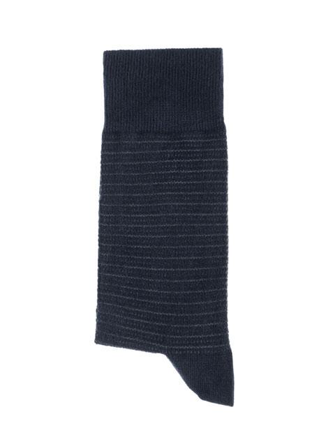 Ανδρική Κάλτσα Manetti casual blue grey