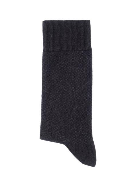 Ανδρική Κάλτσα Manetti casual black grey