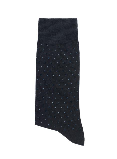 Ανδρική Κάλτσα Manetti accessories blue-light blue