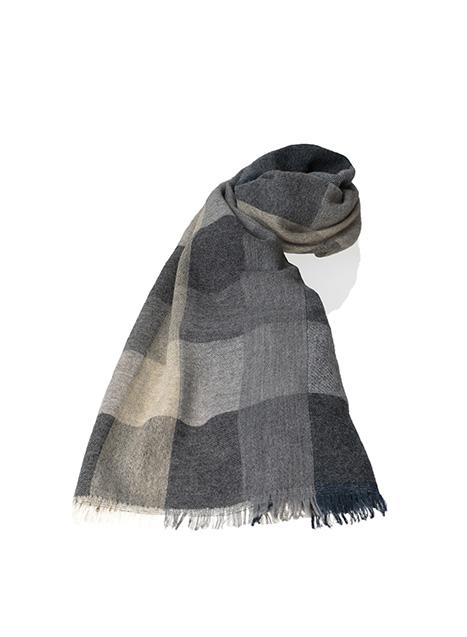 Ανδρικό Κασκόλ Manetti casual grey blue