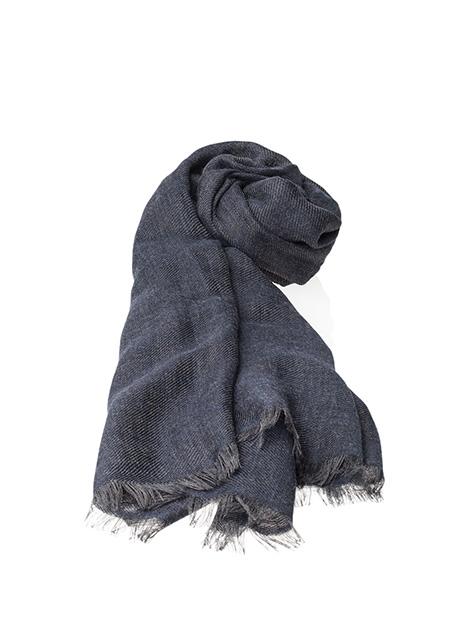 Ανδρικό Κασκόλ Manetti casual blue