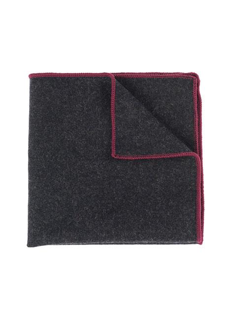 Ανδρικό Μαντήλι Manetti accessories grey purple