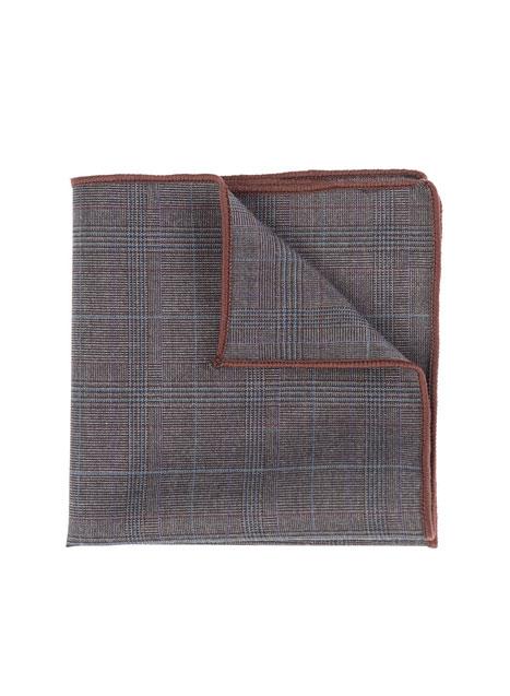 Ανδρικό Μαντήλι Manetti accessories grey beige