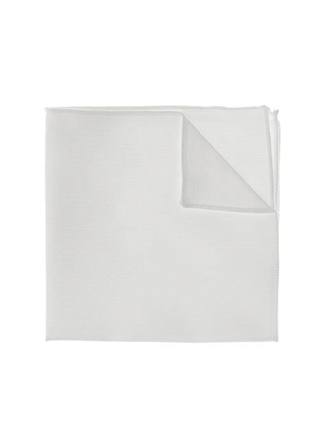 Ανδρικό Μαντήλι Manetti accessories white