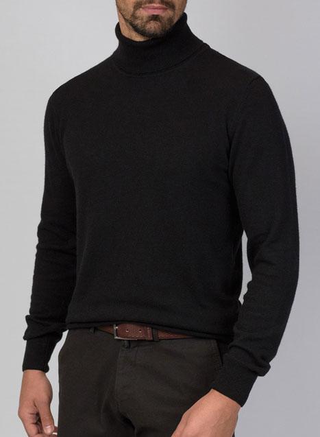 Ανδρικό Ζιβάγκο Manetti casual black