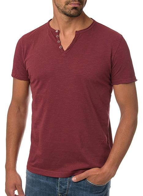 Ανδρικό T-Shirt Manetti casual port