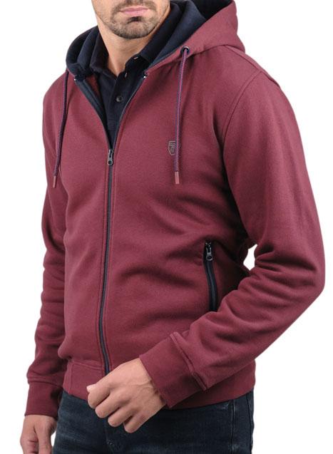 Φούτερ Ανδρικά - Με κουκούλα, Fleece | Manetti Menswear