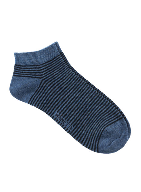 Ανδρική Κάλτσα σοσόνι Manetti accessories blue-indigo
