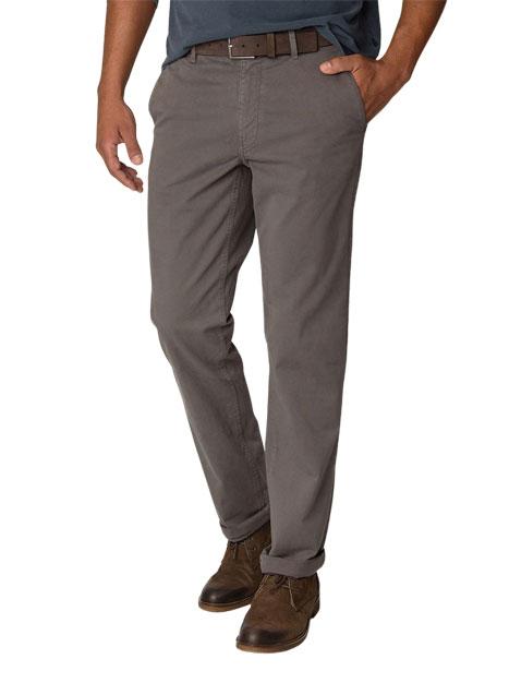 Ανδρικό Παντελόνι chinos Manetti warm grey