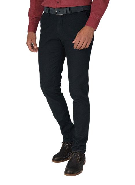 Ανδρικό Παντελόνι chinos Manetti blue
