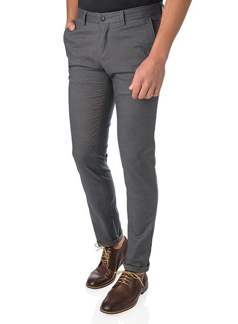Ανδρικό Παντελόνι chinos casual blue-beige