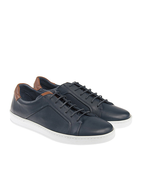 Ανδρικό Sneaker Manetti casual blue