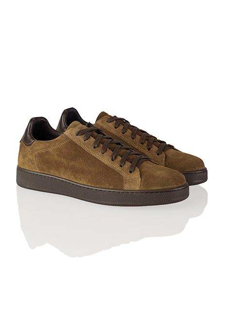 Ανδρικό Sneaker Manetti casual taupe