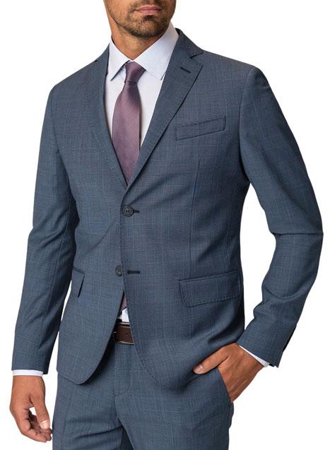Ανδρικό Σακάκι Manetti formal bluette