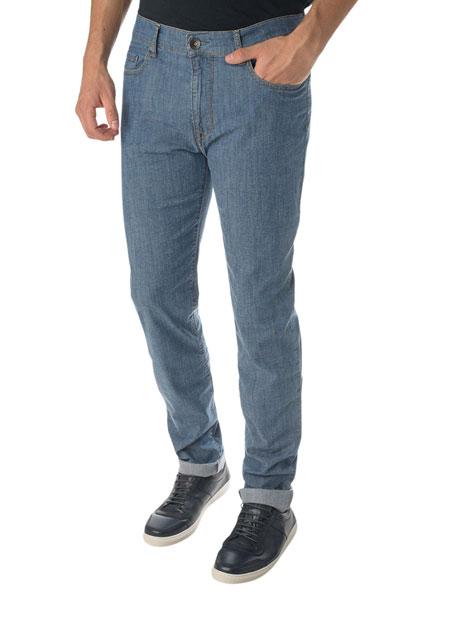 Ανδρικό Jeans Manetti casual blue