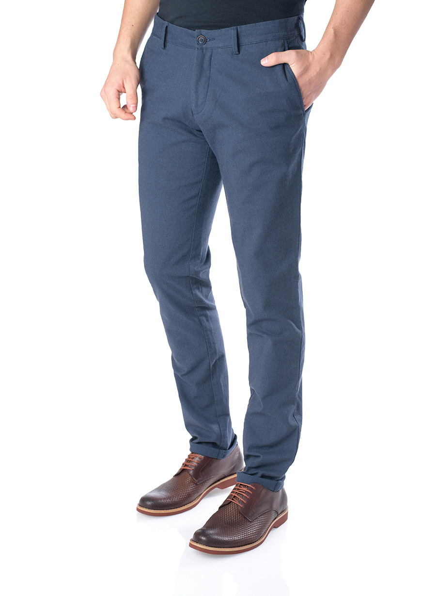 f0e7a4051c23 ΑΝΔΡΙΚΟ ΠΑΝΤΕΛΟΝΙ CHINOS MANETTI CASUAL MIDNIGHT BLUE