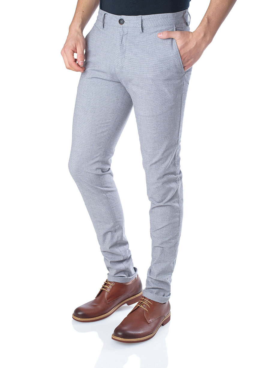 353ccdd1804d ΑΝΔΡΙΚΟ ΠΑΝΤΕΛΟΝΙ CHINOS MANETTI CASUAL LIGHT GREY