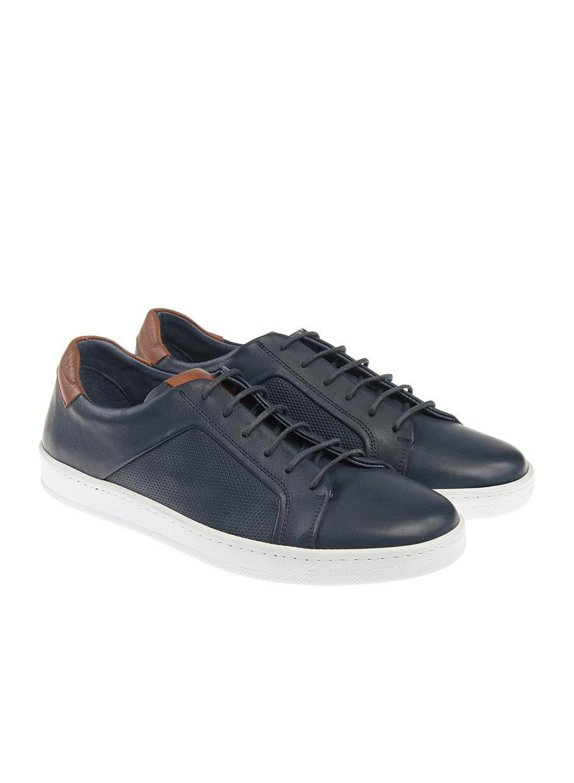 Ανδρικό Sneaker Manetti casual blue